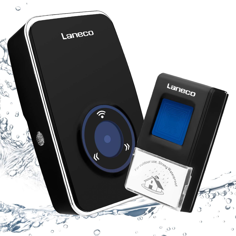 Waterproof Wireless Doorbell Kit for Home from $6.99