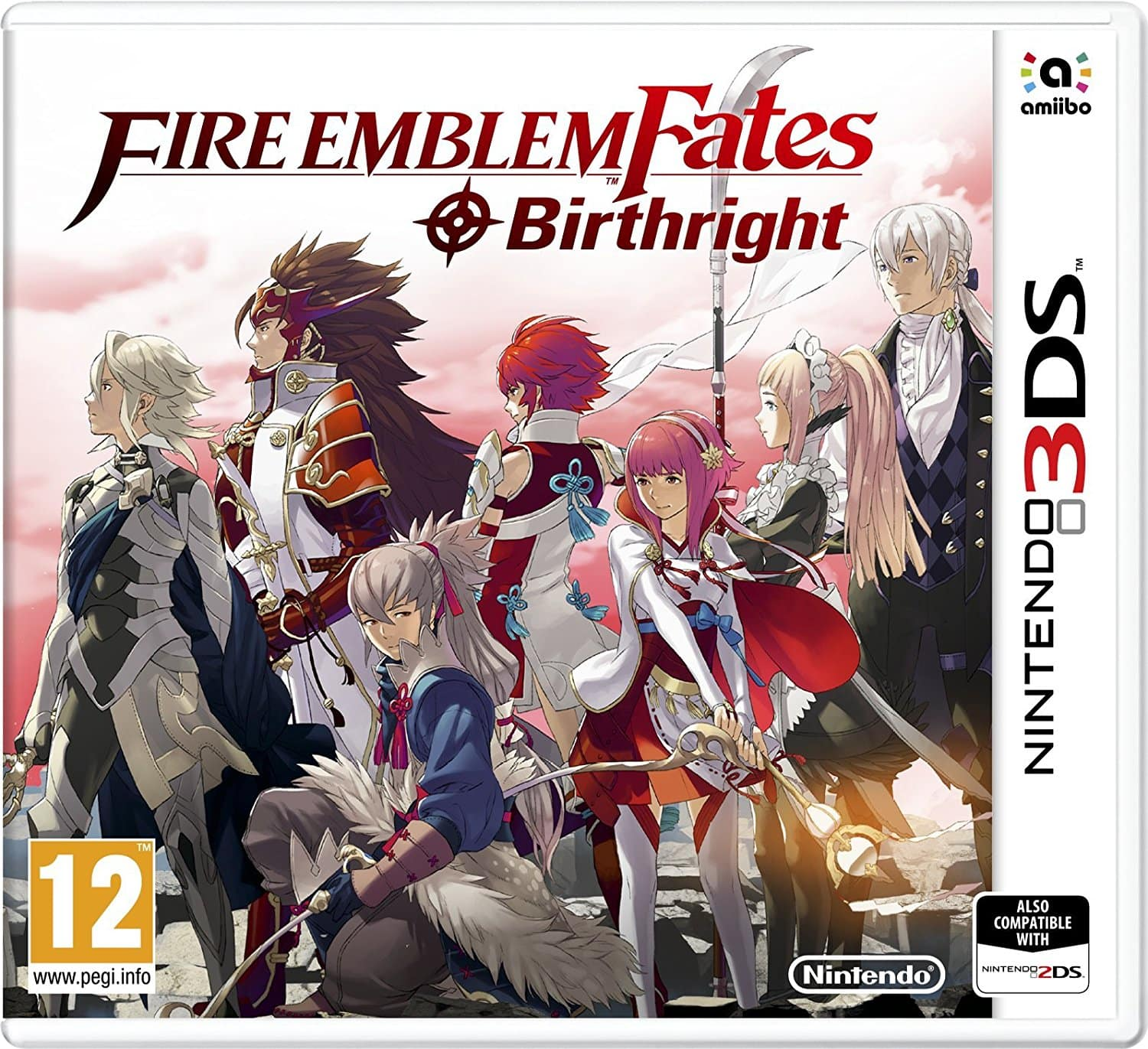 Fire Emblem (Multiple Titles) 3DS Clearance - $20 YMMV B&M Walmart