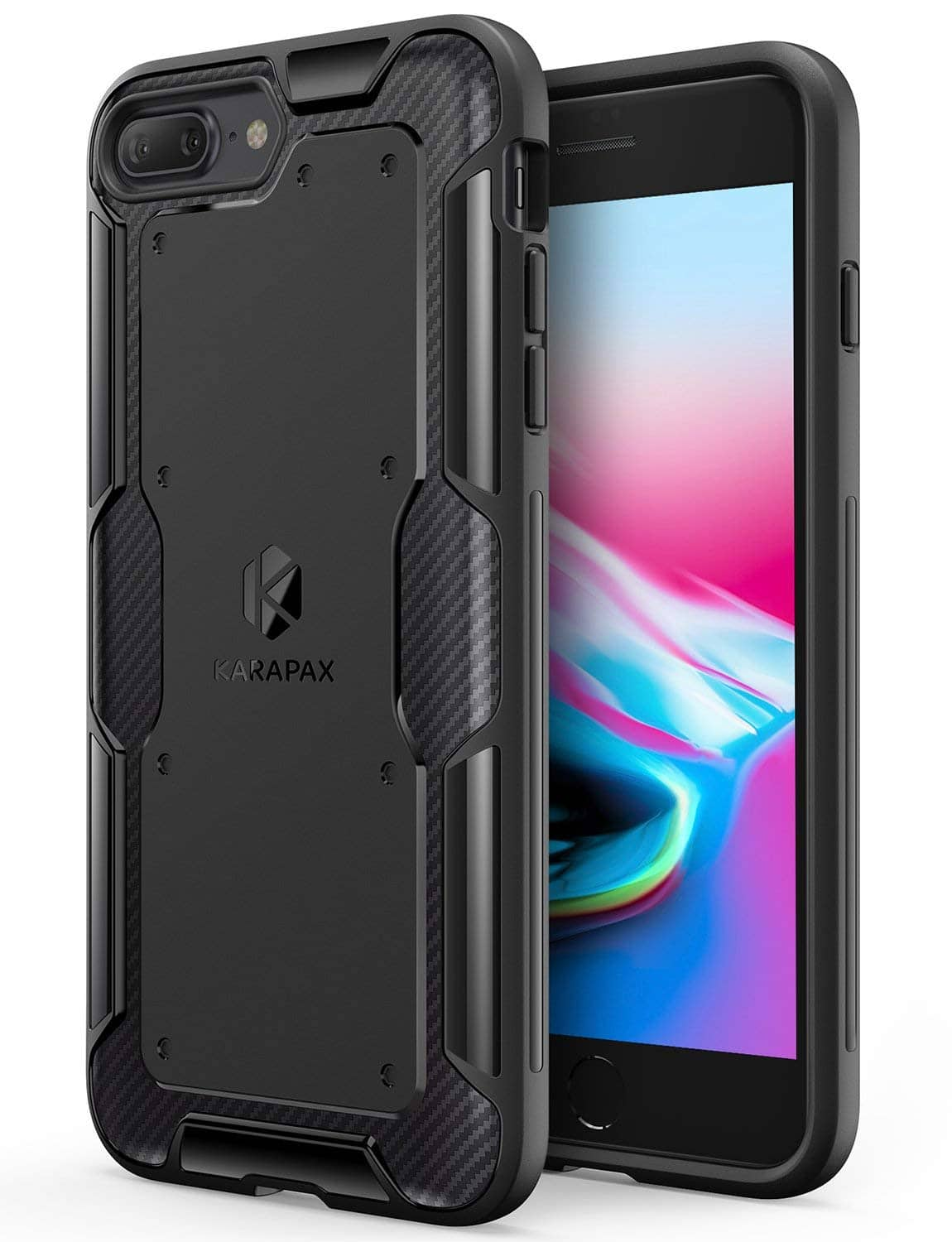 Anker KARAPAX Shield Case - iPhone 8 Plus Case, iPhone 7 Plus Case $3.99