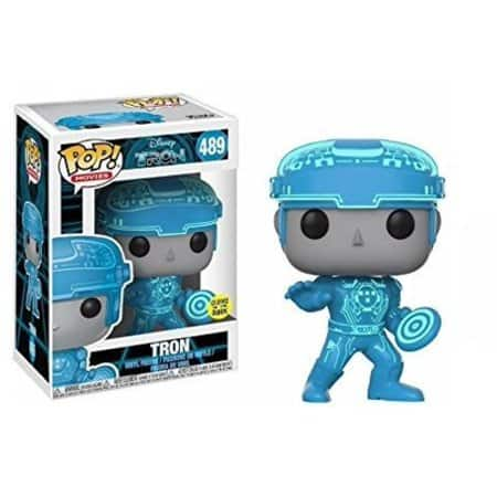 Funko POP Disney TRON Figure (Glow in the Dark) $4.63 Free Store Pickup Walmart