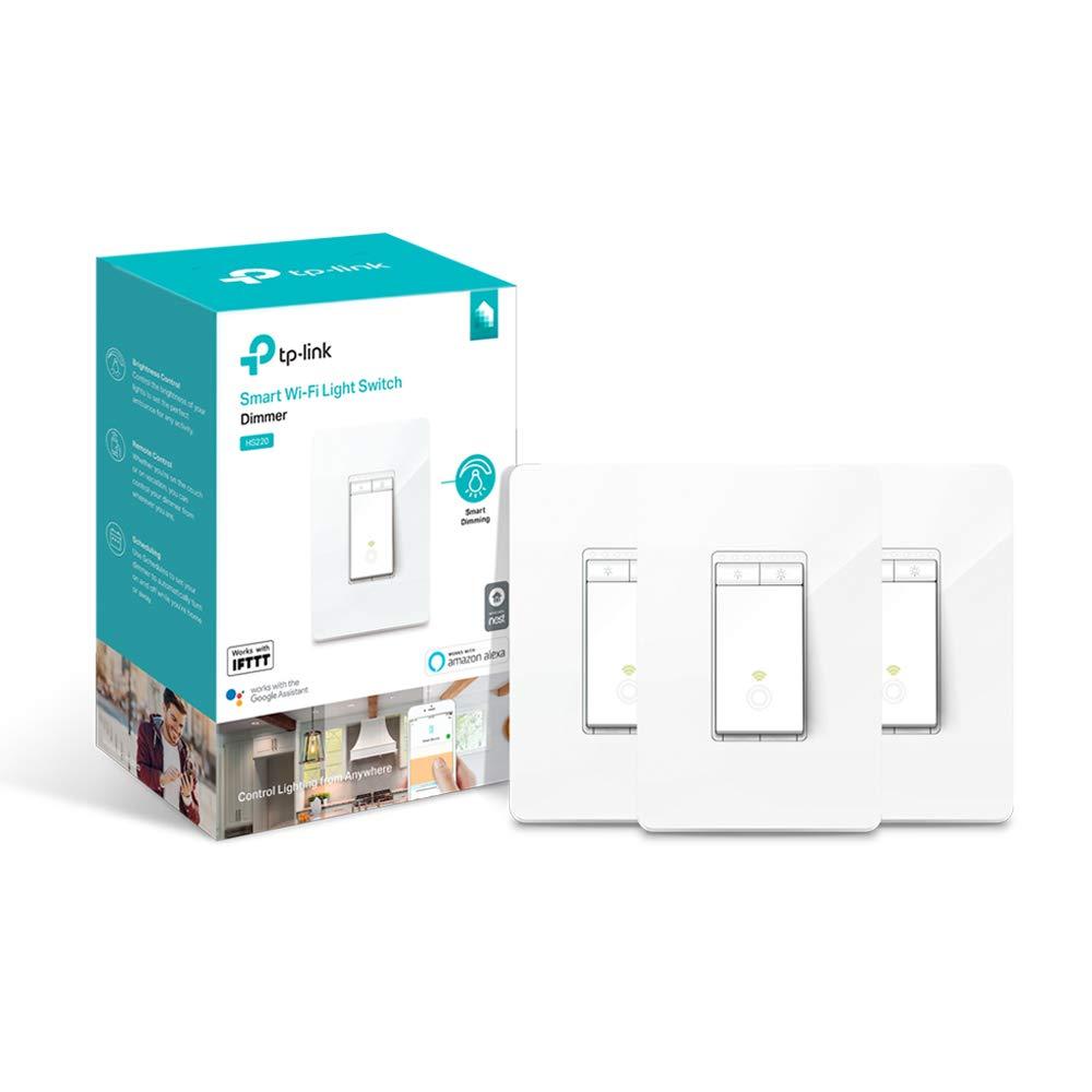 Tp Link Dimmer Switch 3 Pack 99 99 Slickdeals Net