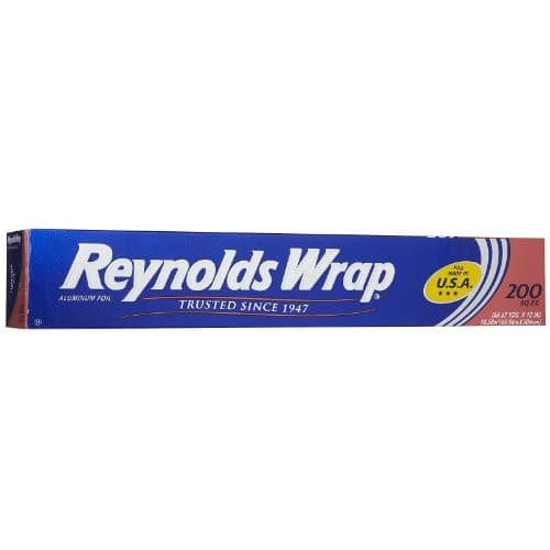 SAVE $1.25 on Reynolds Wrap Aluminum Foil - $7.20