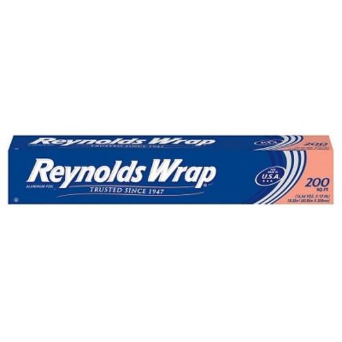 SAVE $1.25 on Reynolds Wrap Aluminum Foil - $7.29