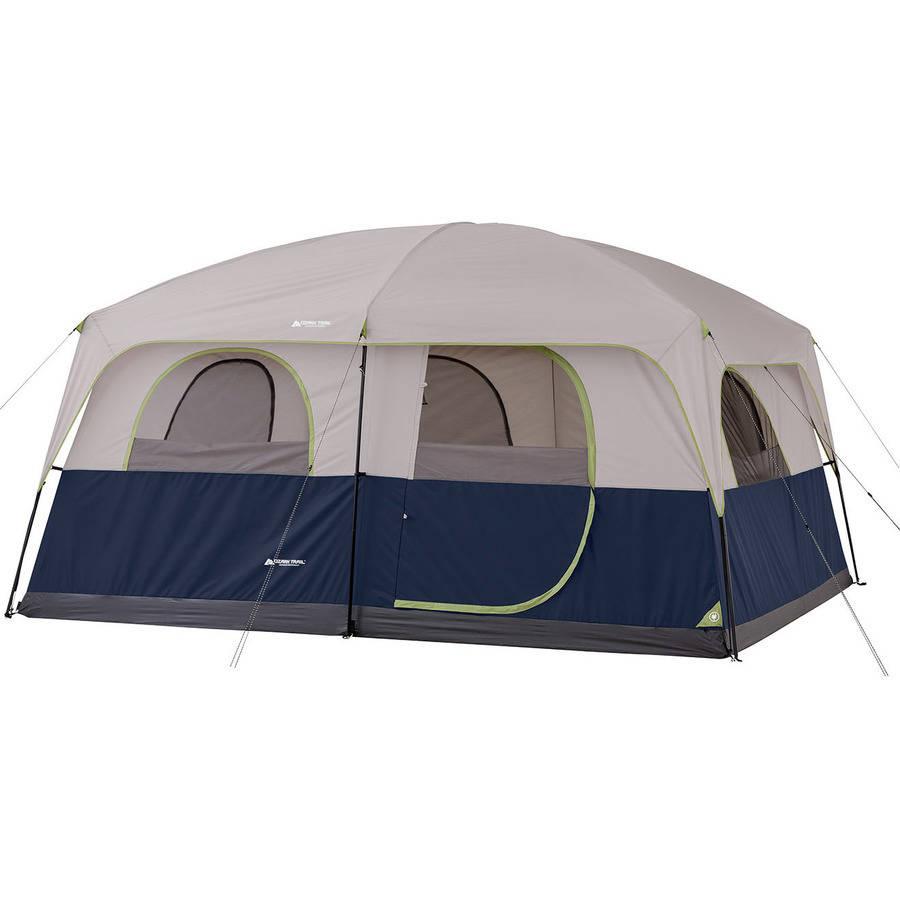 Ozark Trail 14u0027 x 10u0027 Family Cabin Tent Sleeps 10 @ walmart for  sc 1 st  Slickdeals & Ozark Trail 14u0027 x 10u0027 Family Cabin Tent Sleeps 10 @ walmart for ...