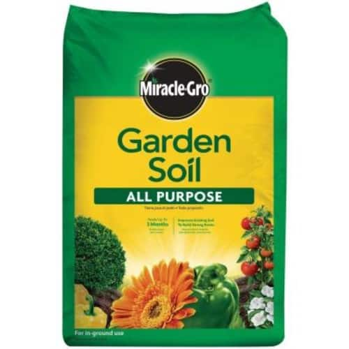 Miracle-Gro All Purpose Garden Soil (0.75 cu. ft.) @ homedepot starts 4/4/2019 $2