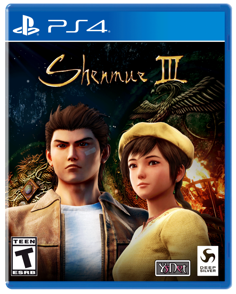 [PS4] Shenmue 3 - $9.00 at Walmart Clearance (YMMV)