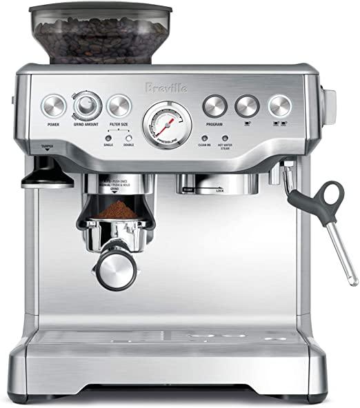 Breville® The Barista Express™ Espresso Machine $559.99 (or $447.99 YMMV)