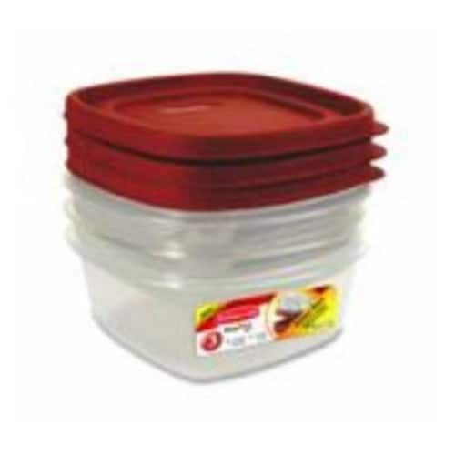 6-Piece Set Rubbermaid Easy Find Lids Food Storage Container $3.98 at Amazon