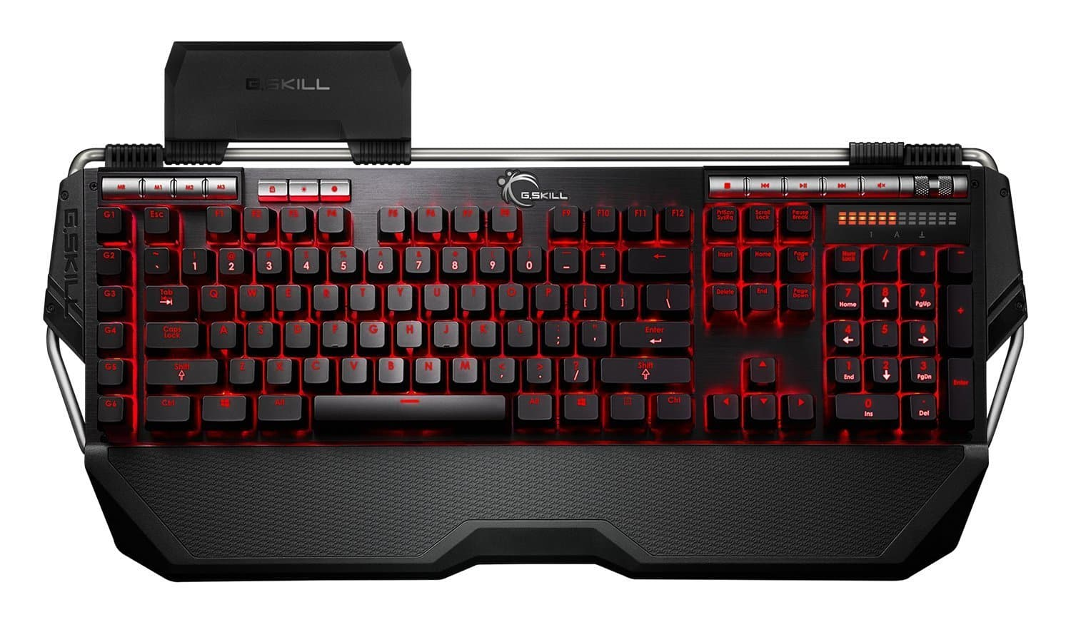 G.SKILL RIPJAWS KM780 MX On-the-Fly Macro Mechanical Gaming Keyboard, Cherry MX Brown $80.61 + Free S/H