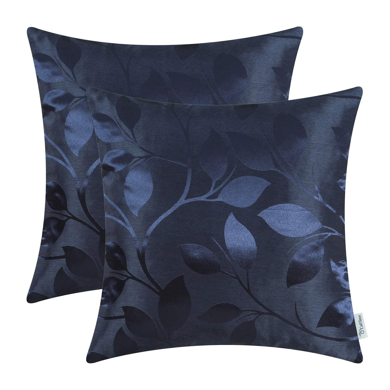 Pack of 2 Throw Pillow Covers Cases,  $6.00 @Amazon