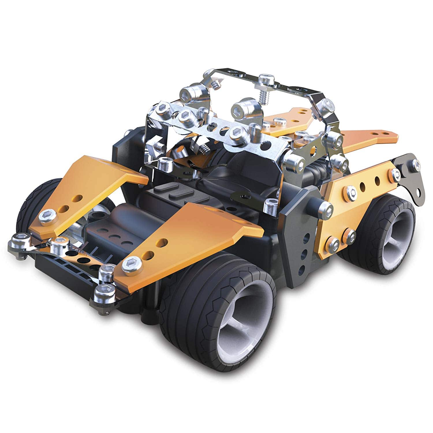 Meccano Roadster RC Remote Control Vehicle, 154 Pieces, For Ages 10 and up $16.48 @Walmart