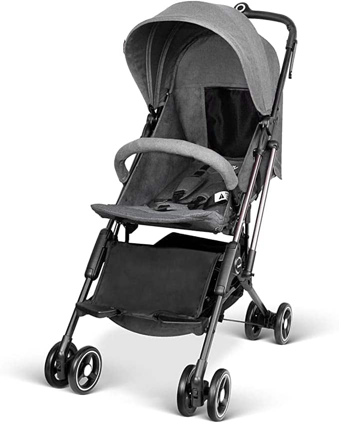 besrey Airplane Stroller One Step Design for Opening & Folding $89.99 + Free Shipping
