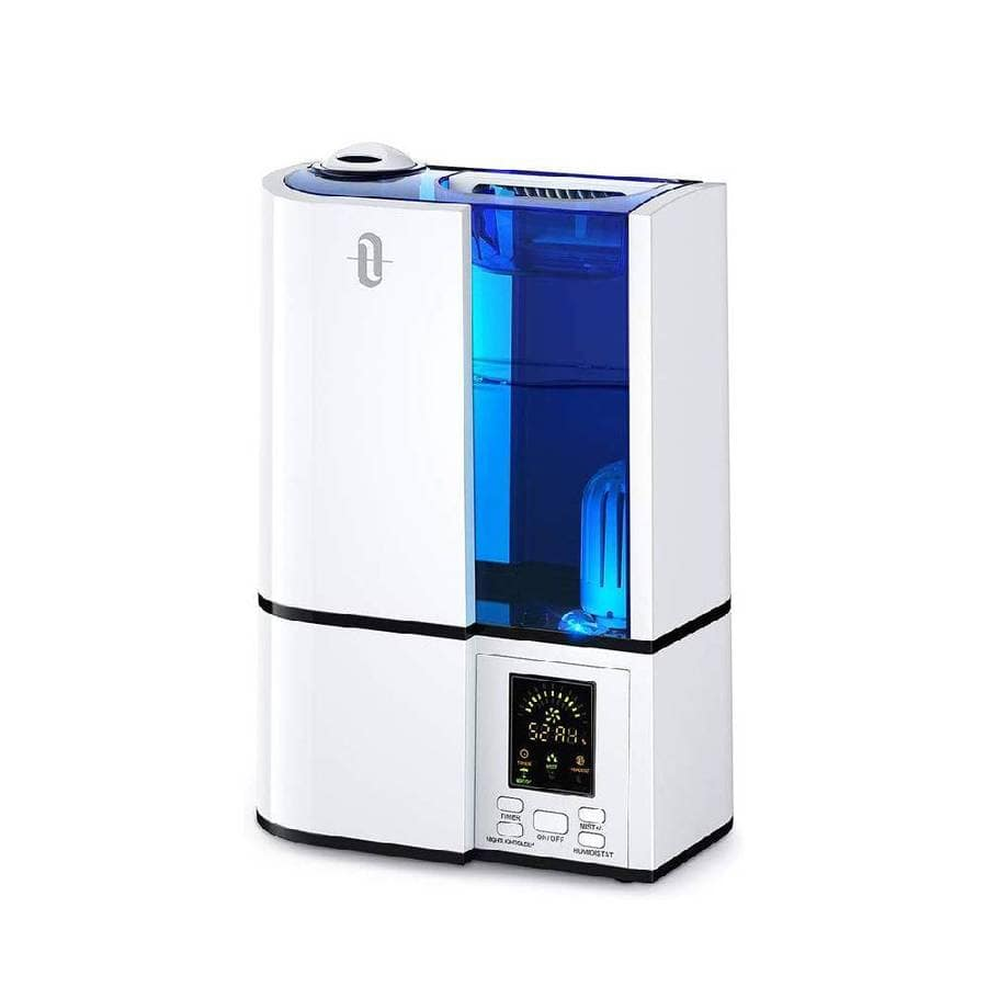4L Ultrasonic Cool Mist Bedroom Humidifiers $33.99 + Free shipping