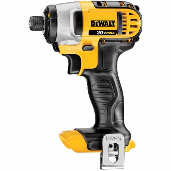 "DeWalt DCF885B 20V Max* Lithium Ion 1/4"" Impact Driver (Tool Only) for $58.99"