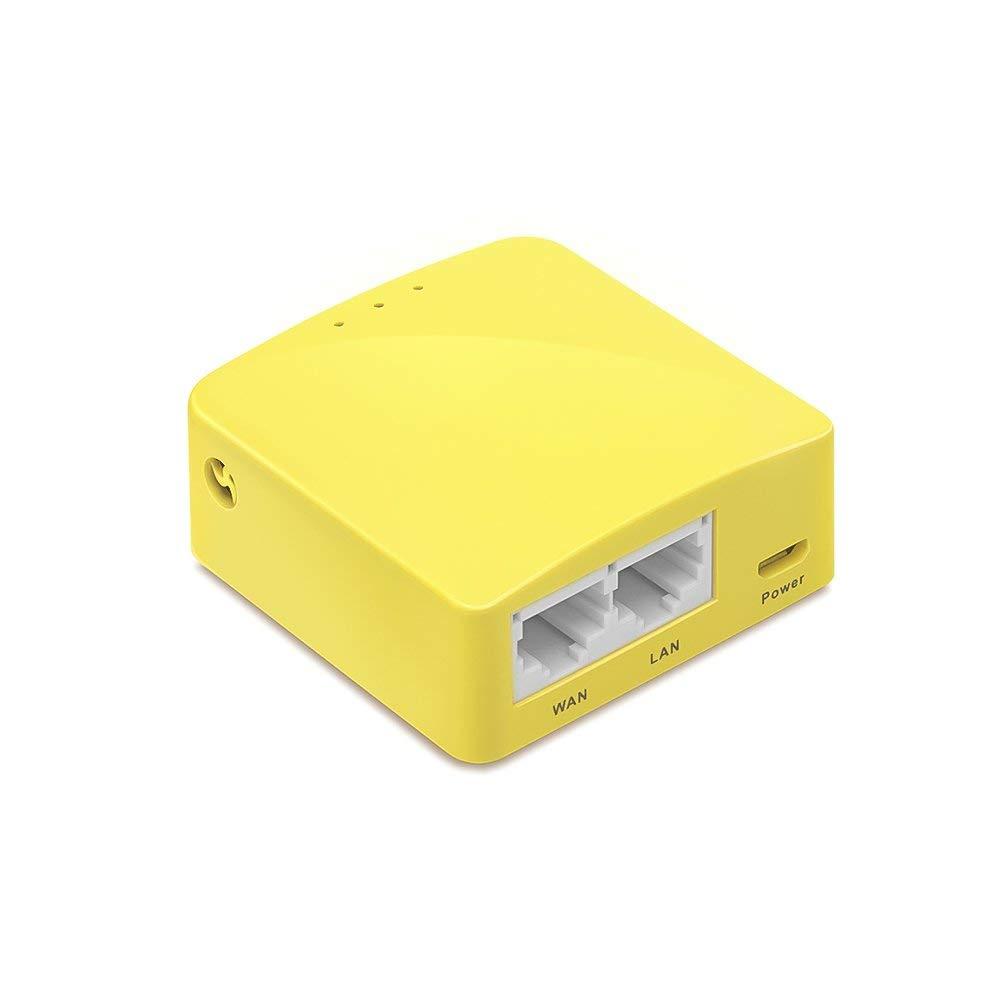 GL.iNet GL-MT300N-V2 Mini Travel Router $17.99