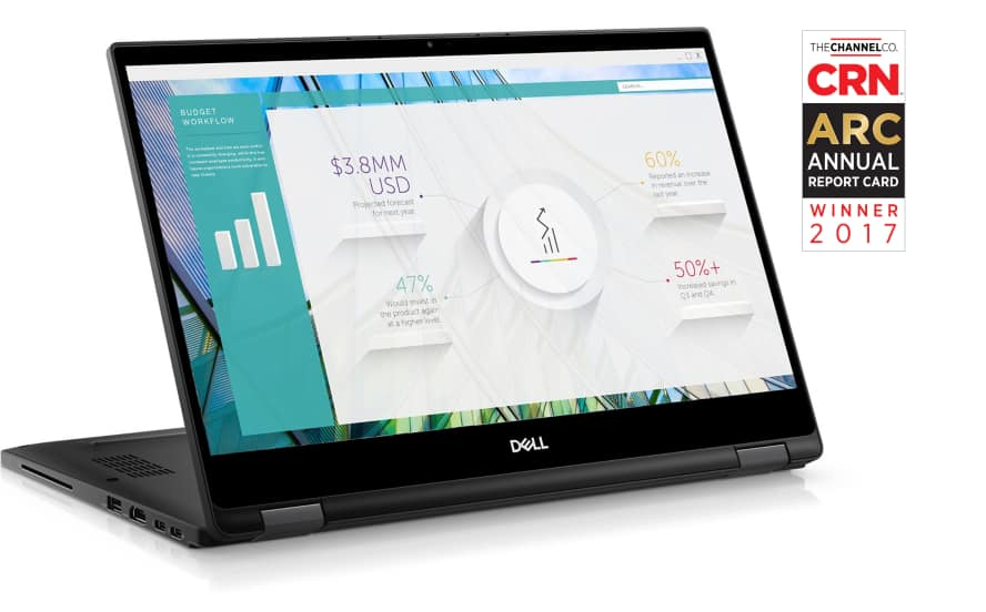 Dell Latitude 13 7389 2-in-1 Intel Core i7-7600u 1080p Touch Laptop w/ 16GB RAM (Refurb) + $75 Bonus Code $836
