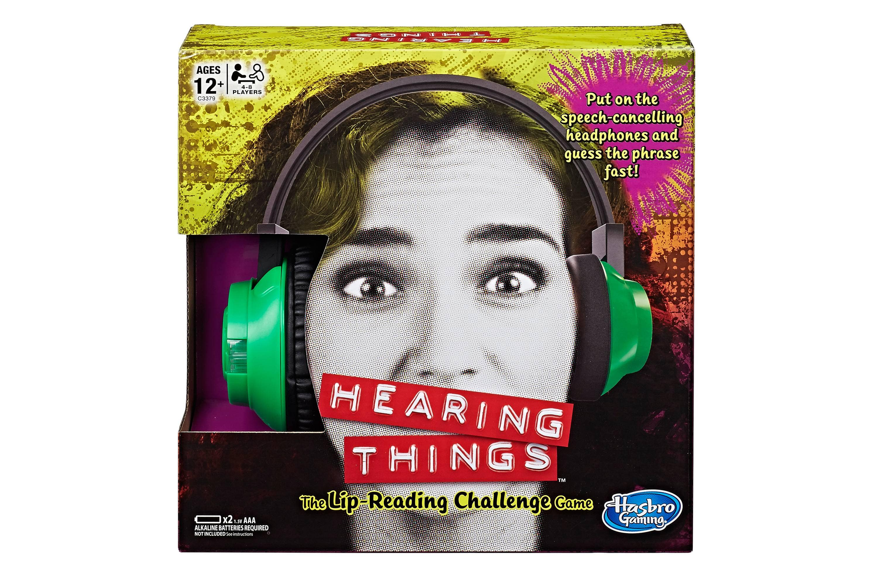Hearing Things Board Game $13.49