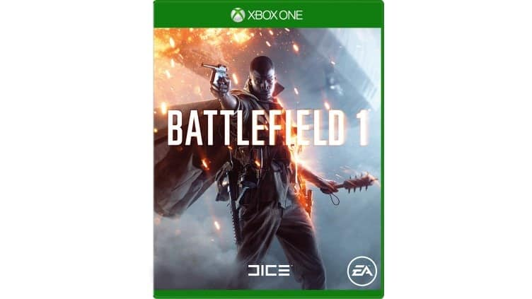 Battlefield 1 for Xbox One Standard Edition (Disc) F/S $15