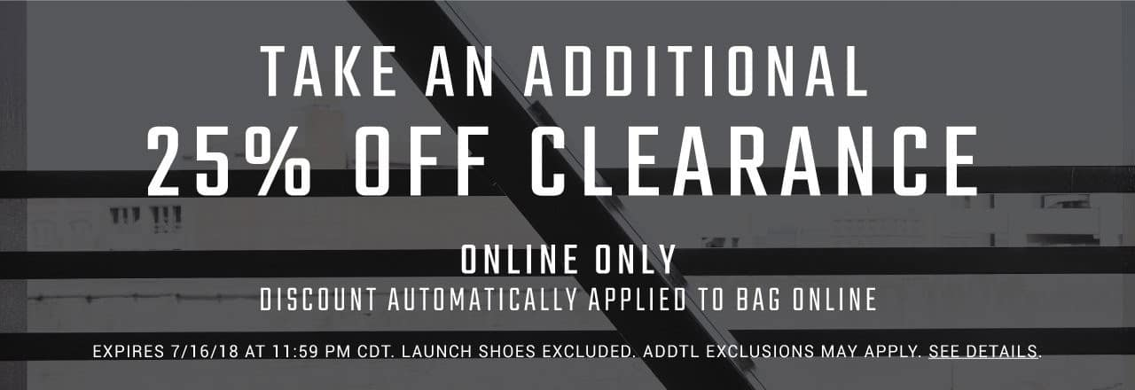 Hibbett Sports 25 Off Clearance Licensed Nba Nfl Nhl Mlb Amp Ncaa Apparel Sports Equipment And Gift Cards
