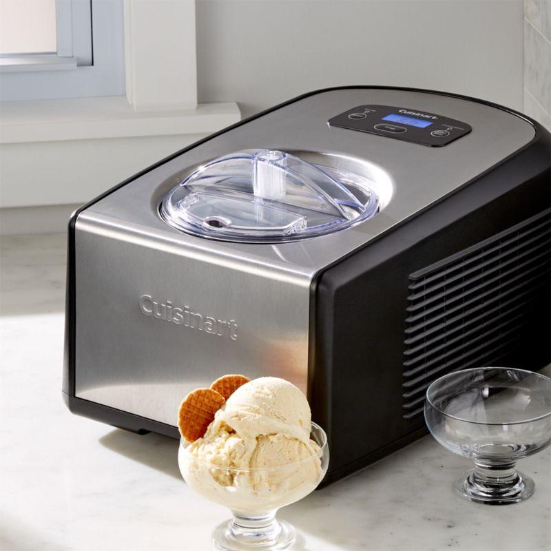 Cuisinart Ice Cream And Gelato Maker Ice 100 179
