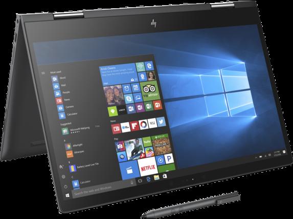 HP ENVY x360 Convertible Laptop - 15z touch (Ryzen 5) $579+