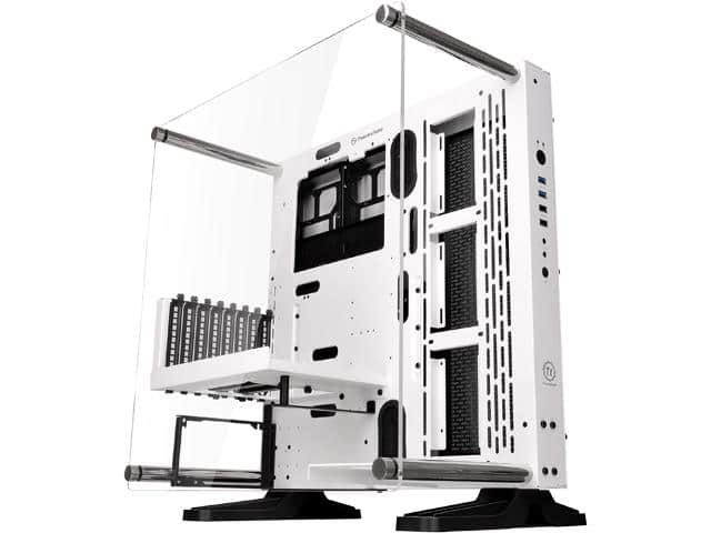 Thermaltake Core P3 SE Snow ATX Open Frame Computer Case White $84.99 After Rebate or Black for $74.99 AR