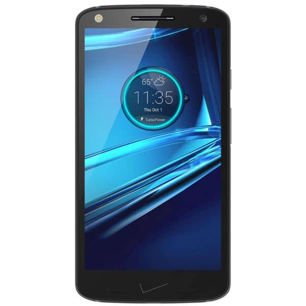 "5.4"" Motorola XT1585 Droid Turbo 2 (II) Kinzie 32GB: QHD: AMOLED, 8 core: Unlocked GSM Phone. Refurb. Ebay Daily Deal: $129.99"