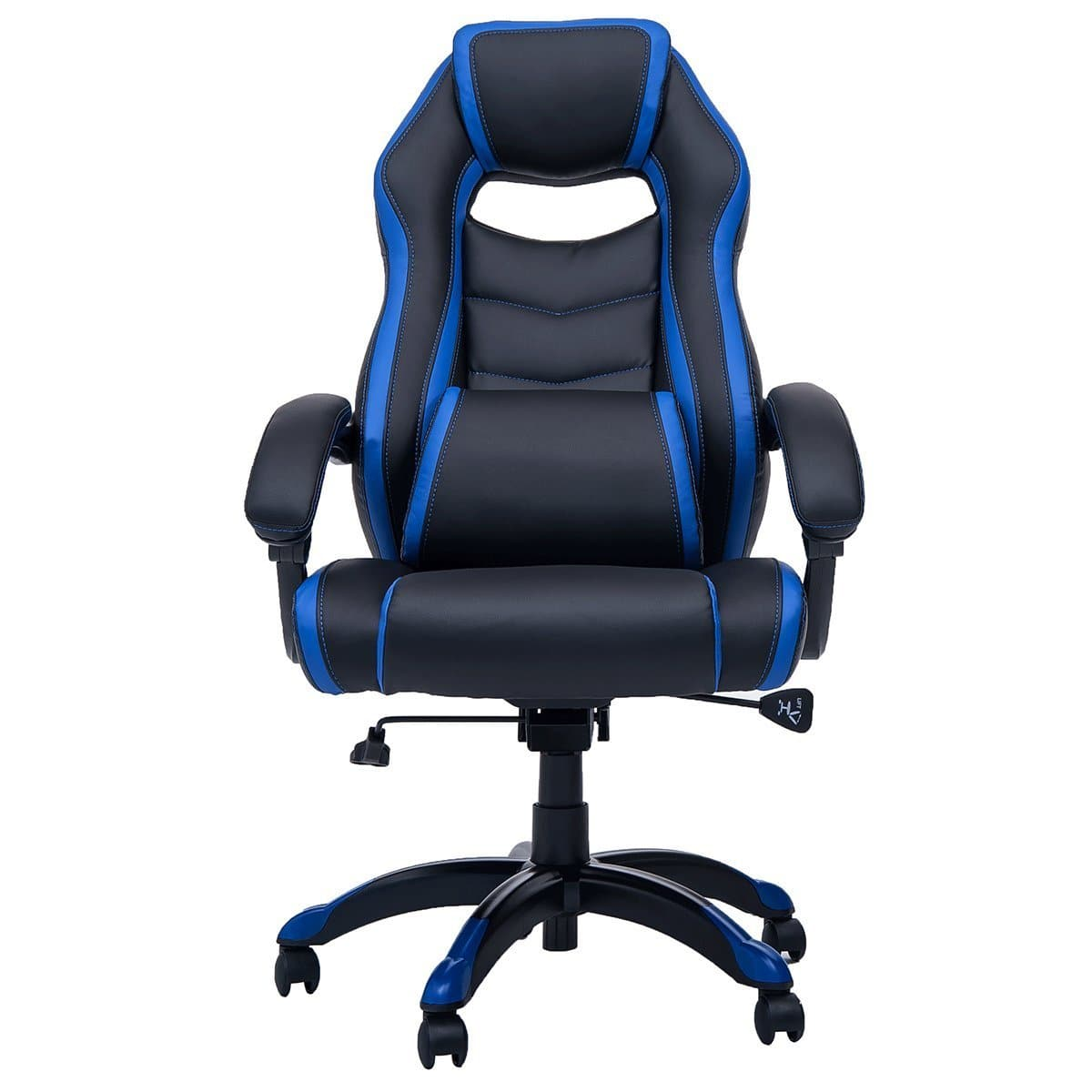 Merax Special Cutting High Back Executive PU Leather Swivel Chair in 3 Colors $100 $99.99