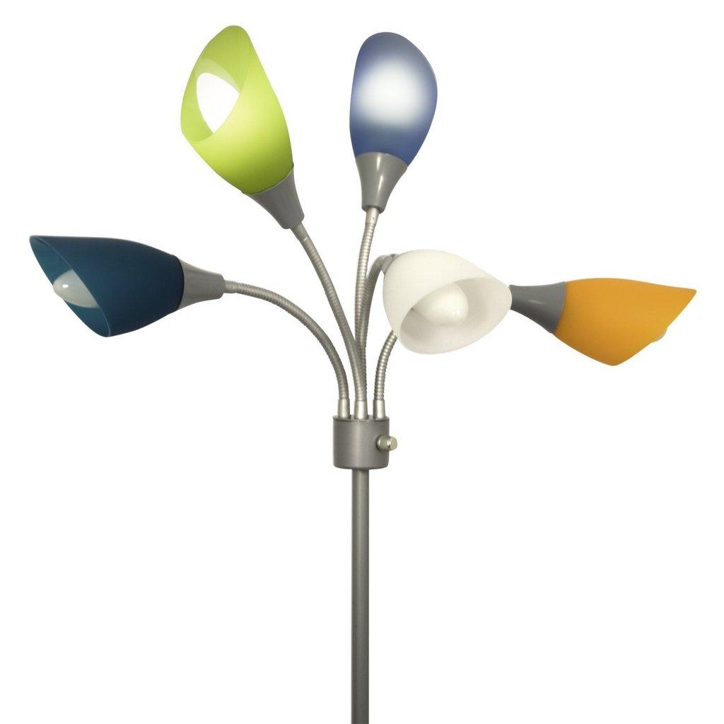 Mainstays 5-light Floor Lamp (Pretty) $18.94