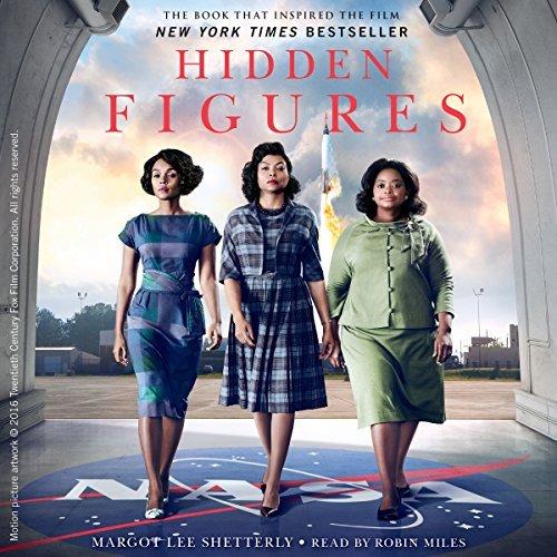 Hidden Figures (Audiobook) $3.95 at Audible