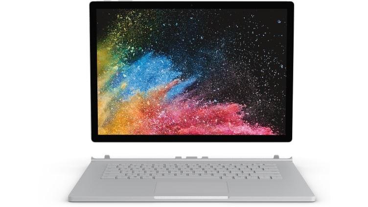 Surface Book 2 15-inch 8th generation i7, 16G ram, 256GB SSD, GTX 1060 $2249.1