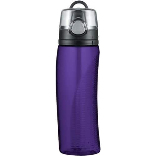 Thermos Intak 24 Ounce Hydration Bottle with Meter, Purple $7.49