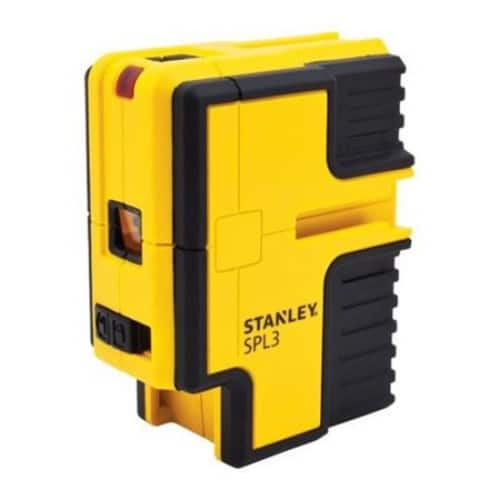 Stanley SPL3 Three Spot Laser and Stanley tools and accessories $0.99-$49 @walmart