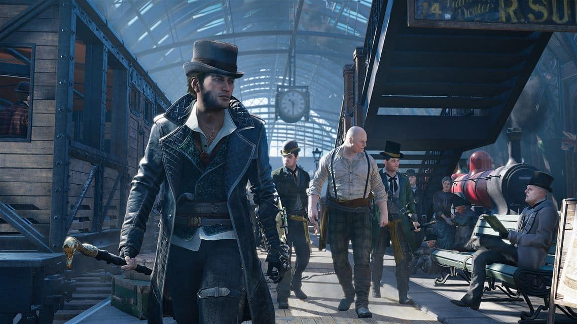 Assassins Creed: Syndicate DLC - Runaway Train FREE - XB1/PS4