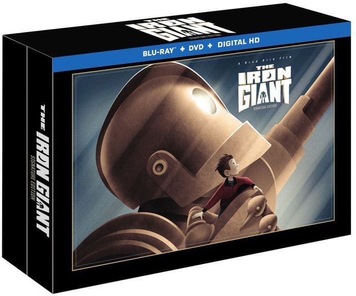 Iron Giant: Signature Edition Ultimate Collector's Edition $30 @ B&N w/ Coupon