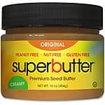 Superbutter - buy one get one free at participating GNC stores for limited time