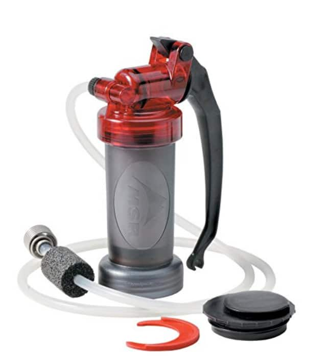 MSR MiniWorks EX Microfilter $51.96 from Amazon