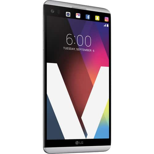 Pre-owned LG V20 US996 64GB Smartphone (Unlocked, Silver) $270