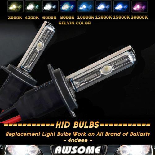 Two Xenon Car Headlight bulbs for $9.99 free shipping