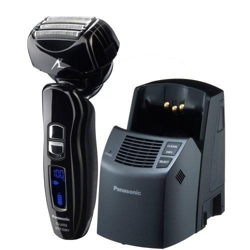 Panasonic ES-LA93-K Arc4 Wet/Dry Men's Dual-Motor Shaver, Clean & Charge Station $115.31 FS at Amazon