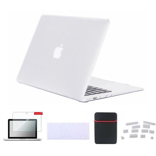 Macbook Air/ Pro 11/13/15 inch Laptop Case 5 in 1 Bundle $17.59 FS w/ Prime at Amazon