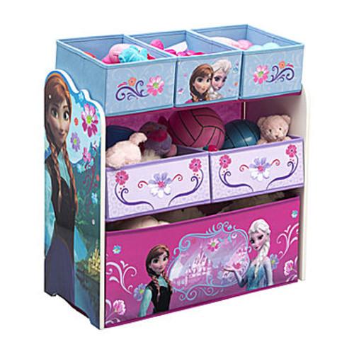 Delta Children Disney Frozen Multi-Bin Toy Organizer $21 + Free Store Pick-Up @walmart