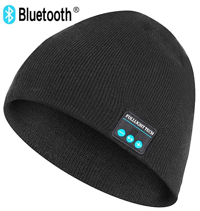 Unisex Bluetooth Beanie Hat with Built-in Speakers   Mic  9.85 + free  shipping 837dd2f6716
