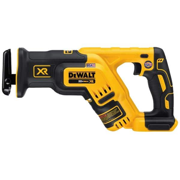 DeWalt DCS367B 20V MAX XR Brushless Compact Reciprocating Saw Bare Tool $129
