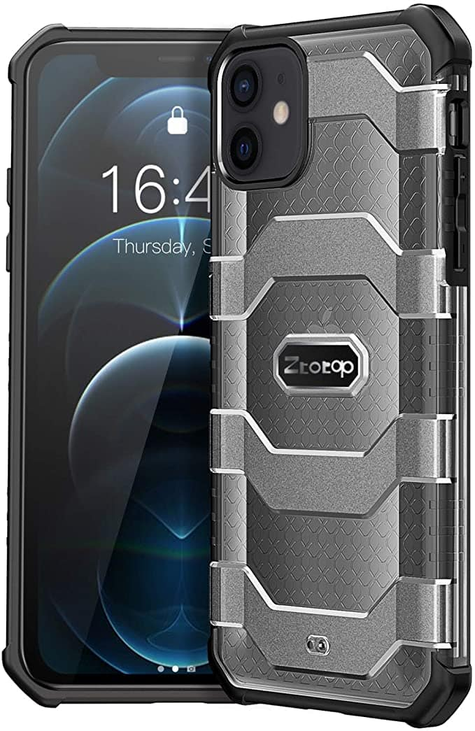 Military Grade Shockproof Cover Case for iPhone 12 Pro Max 6.7 inch $3.52 + FSSS