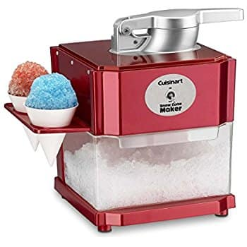 Snow Cone Maker ---- Cuisinart SCM-10 ---- Lowest price on CCC $51.5