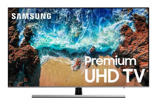 """eBay Sitewide 20% OFF: Samsung 8-Series 49"""" 4K Ultra HD HDR Slim Design Smart TV - 2018 Model for $697.99"""