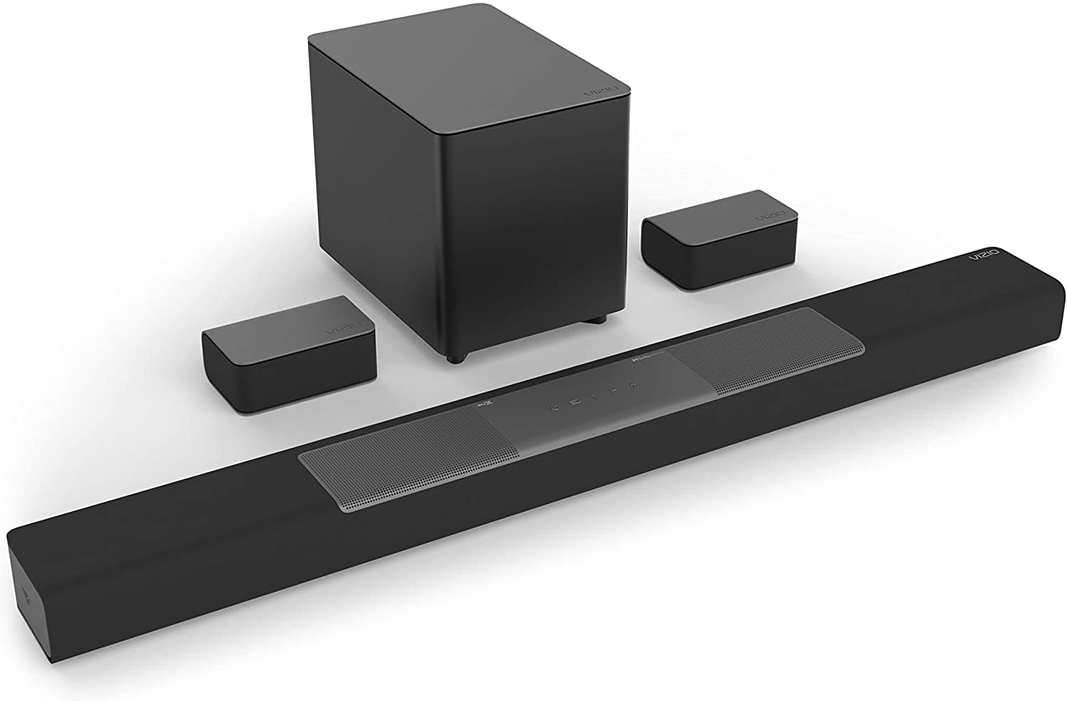 VIZIO M-Series 5.1.2 M512a-H6  Sound Bar with Dolby Atmos and DTS:X $299.88 at Amazon