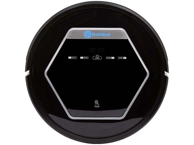 Robotic Vacuum Cleaner $175 Free Shipping after coupon