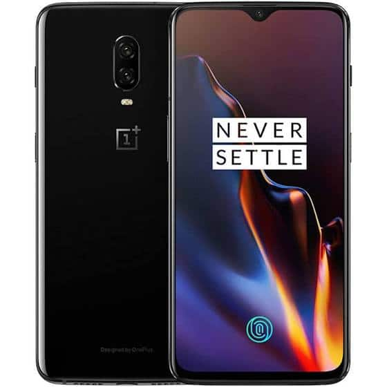128gb OnePlus 6T Smartphone US Edition - 8gb RAM, Verizon, AT&T, T-Mobile $330 + Free S&H